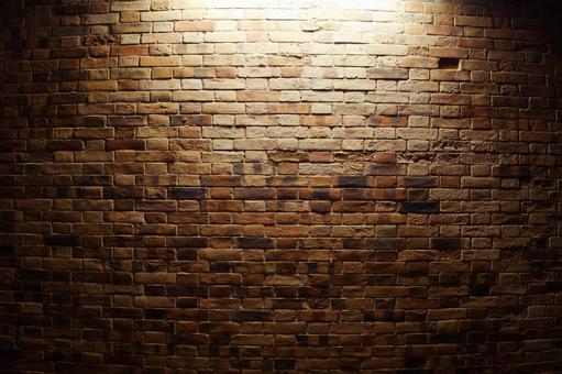 Brick tile texture background darkness