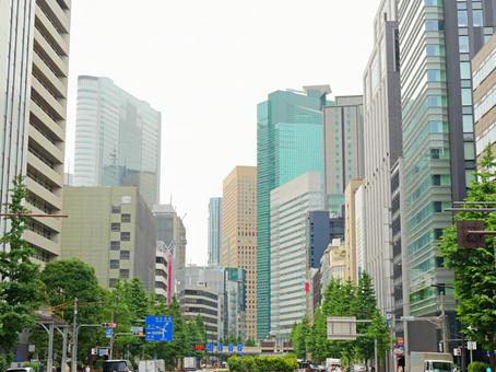 Business District 10 Ginza to Shiodome