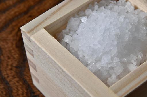 Large salt in a box 2