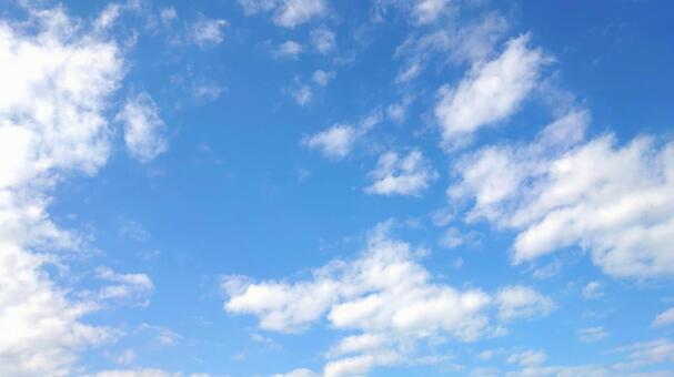 フリー 空 写真 空の画像