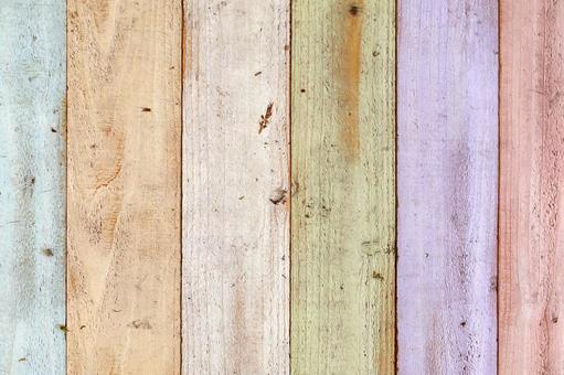 Wallpaper Easy-to-use versatile background Vintage wood No. 16