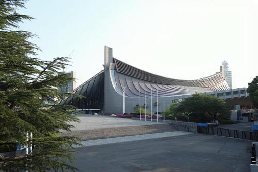 National Yoyogi Indoor Stadium