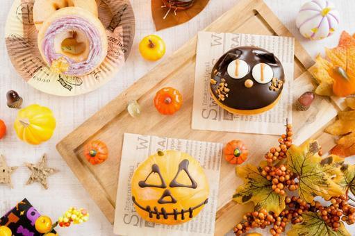 Fun Halloween tea party