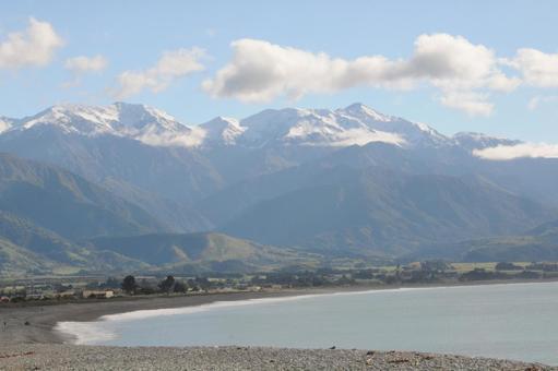 산과 바다 _ 뉴질랜드 / 카이 코우 라