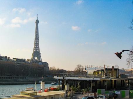 파리 에펠 탑