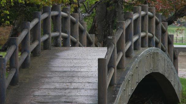 Lake Toya Taiko Bridge