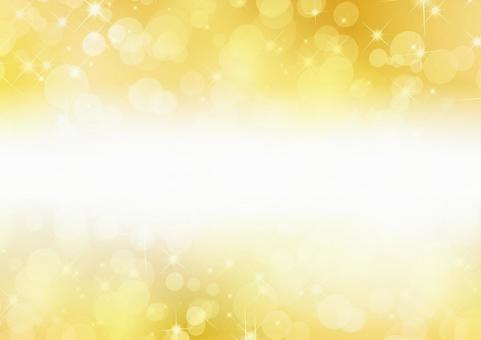 Gold sparkling 3