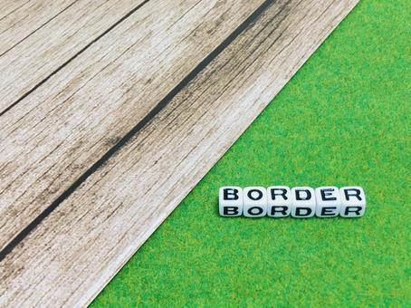邊界 / 縣邊界 / sakaime