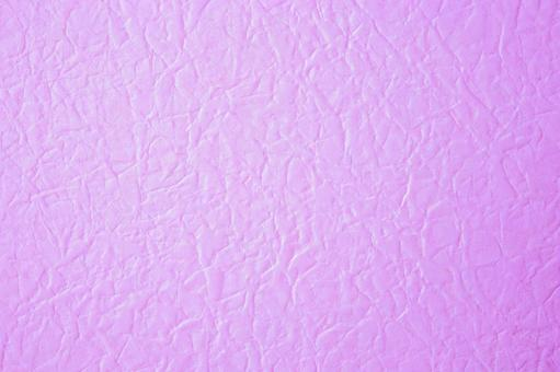 Wrinkled purple Japanese paper-like background material