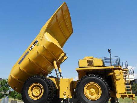 World's largest dump truck