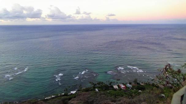 하와이의 해안