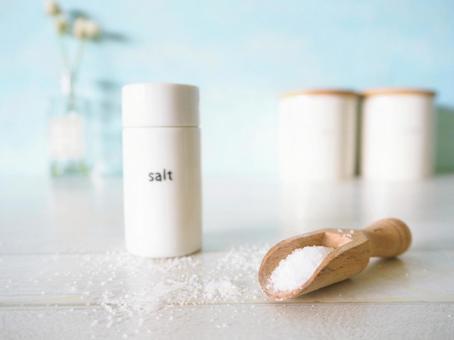 Salt seasoning Kitchen miscellaneous goods