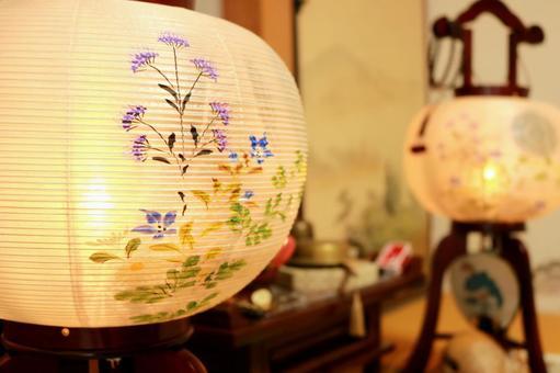 Bon lantern light Obon lantern