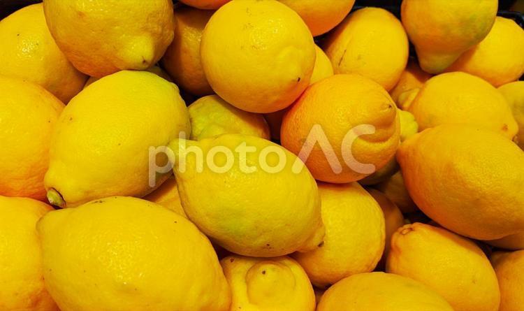 国産レモンの写真