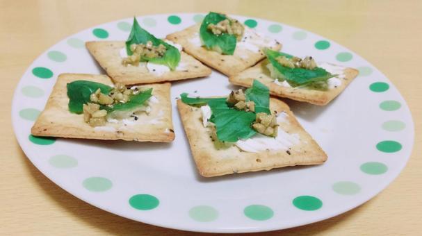 Sweet cracker