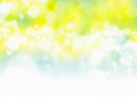 Bright blurry background