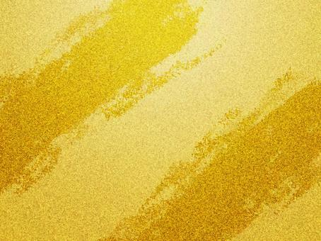 Gold background material