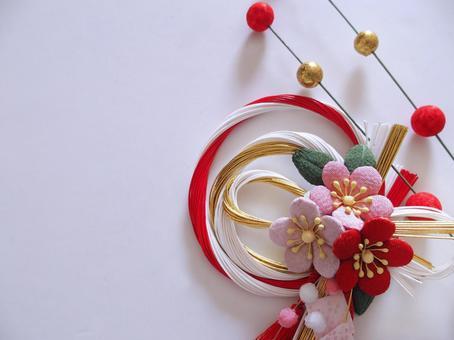 New Year decoration