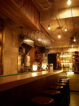Bar counter image