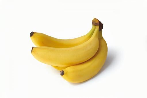 Banana (psd background transparent)