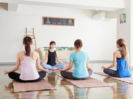 Yoga school image