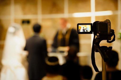 Video shooting video shooting wedding