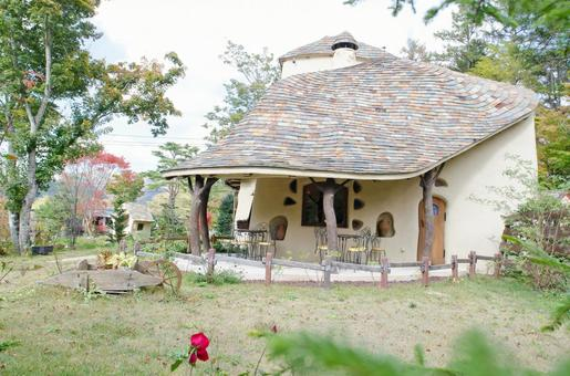 A fairy tale building 3