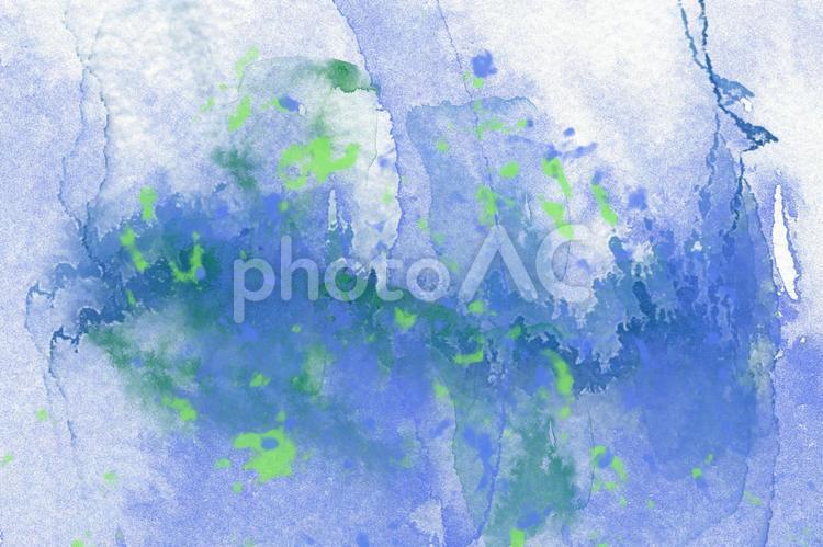 青いテクスチャの写真