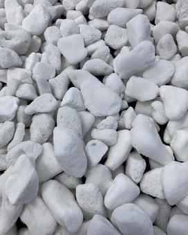 White stone gravel stone texture (2)