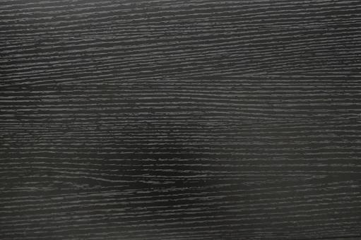 Black wood table 2
