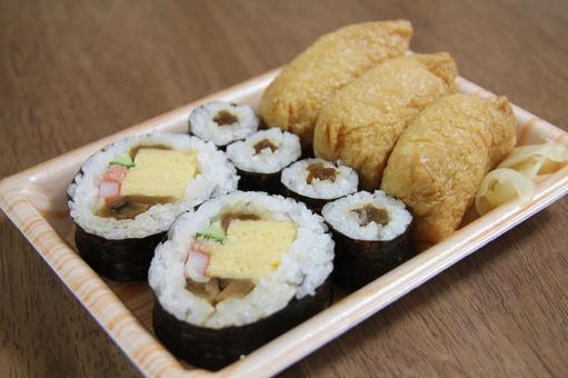 Help six sushi