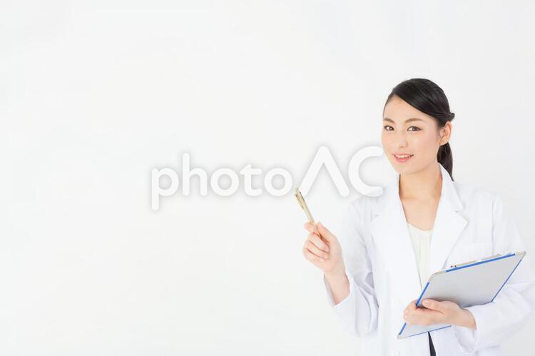 美人女医の写真