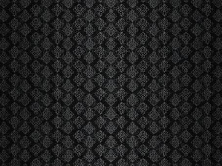 Background classic pattern black pattern