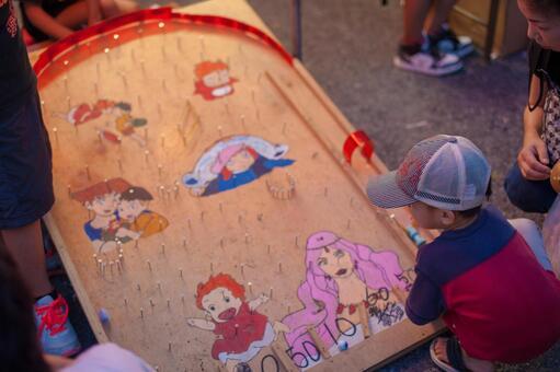 Summer festival game