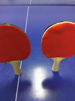 温泉乒乓球