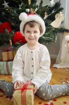 Christmas gifts and girls
