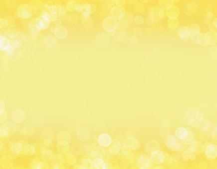 Glitter background material_yellow
