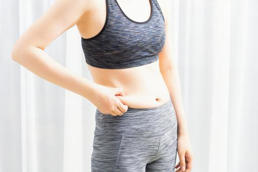 Women who are worried about belly fat