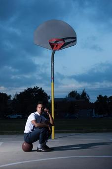 Foreigner who plays basketball 15