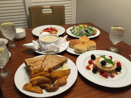 Room service 2