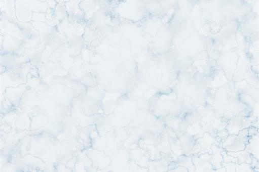Light blue simple marble background ②