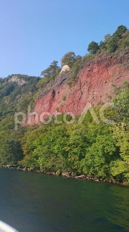 五色岩の写真