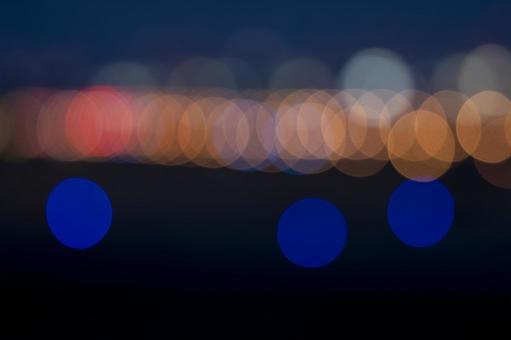 Blurred ball