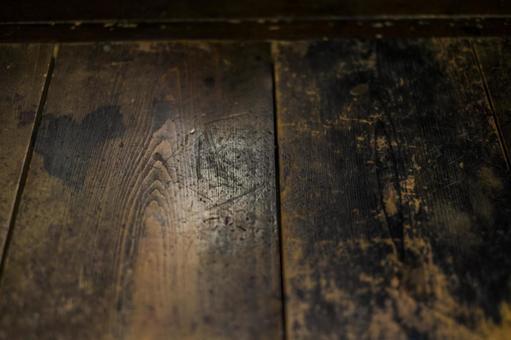 木の板_木目_背景素材