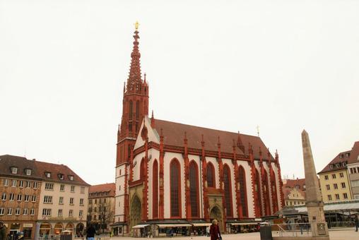 St. Mary's Chapel Horizontal Photo