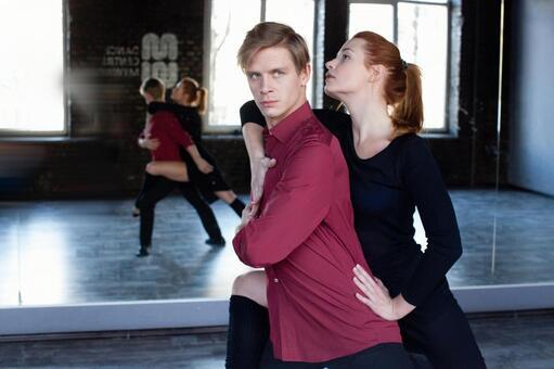 Dancing in a duet 8