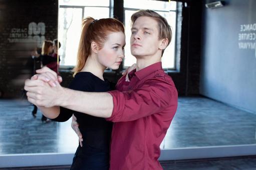 Dancing in a duet 2