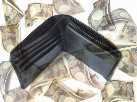 지갑에 돈이 없다 170331