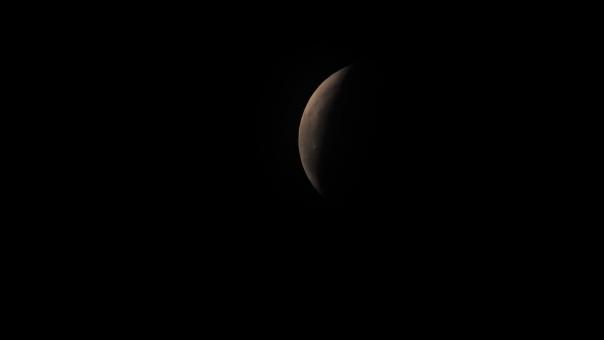 月全食 3