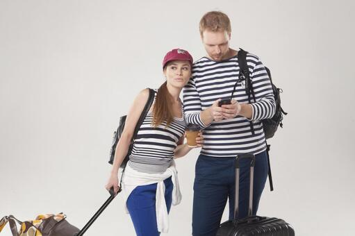 A couple to travel 20